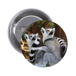 Lemurs Button