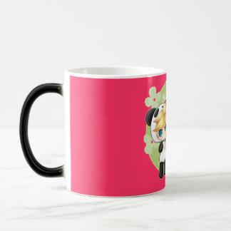Len and Rhine Magic Mug