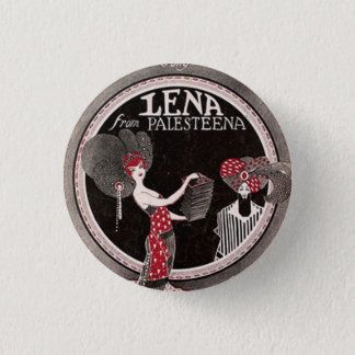 Lena from Palesteena button