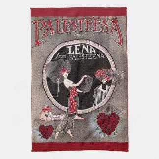 Lena from Palesteena kitchen towel