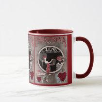 Lena from Palesteena mug