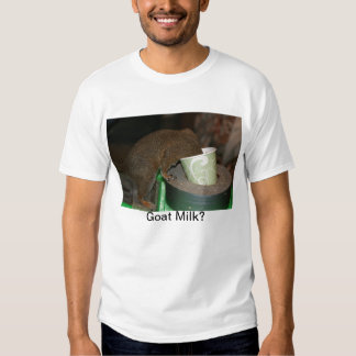 Lena goat milk tee shirt