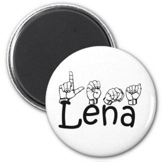 Lena Imán Redondo 5 Cm