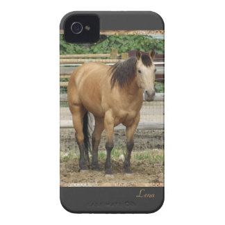 Lena iPhone 4 Case