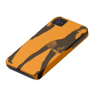 Lena iPhone 4 Case-Mate Case