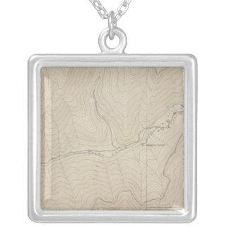 Lenado Park Special Silver Plated Necklace