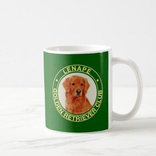Lenape Golden Retriever Club Coffee Mug