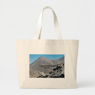 Lenawee Mountain, Georgetown, CO Large Tote Bag