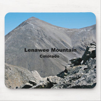 Lenawee Mountain, Georgetown, CO Mouse Pad