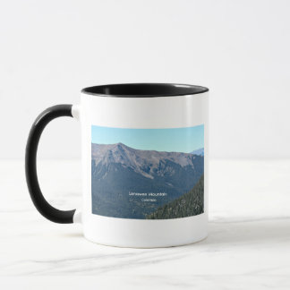 Lenawee Mountain, Georgetown, CO Mug