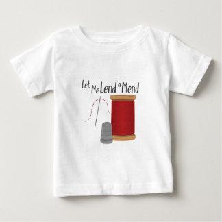 Lend A Mend Tee Shirt