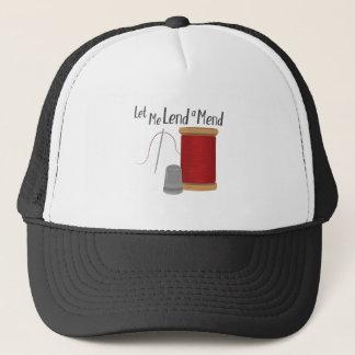 Lend A Mend Trucker Hat