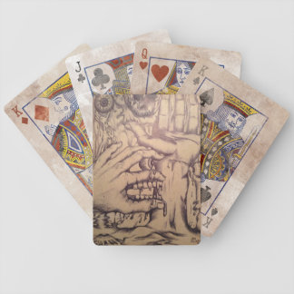 Lend Me An Eye Playing Cards