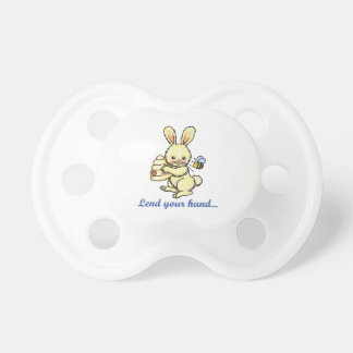 LEND YOUR HAND BooginHead PACIFIER