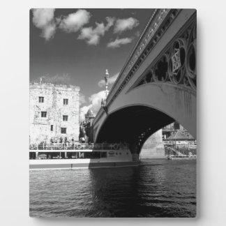 Lendal tower and bridge York Photo Plaque