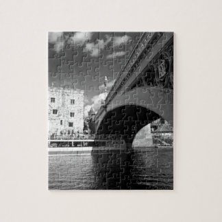 Lendal tower and bridge York Puzzle