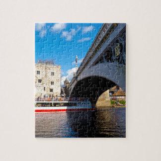 Lendal tower and bridge York Puzzles