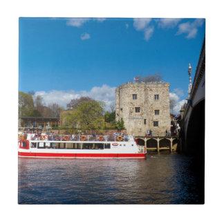 Lendal tower and bridge York Ceramic Tiles