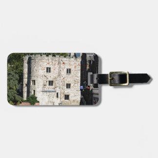 Lendal Tower York Bag Tag