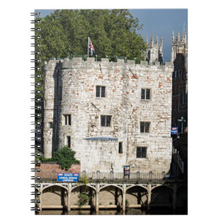 Lendal Tower York Notebook