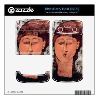 L'Enfant Gras by Amedeo Modigliani Skin For BlackBerry Bold