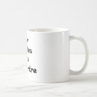LenferCestLesAutres Coffee Mug