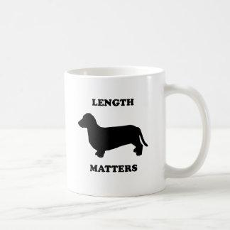 Length Matters Mugs