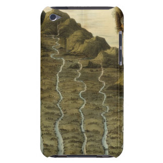 Length of the rivers of Scotland iPod Case-Mate Cases