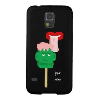 Lengua del bloque de hielo de Frankenstein Carcasa Galaxy S5