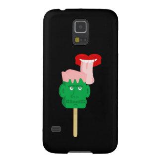 Lengua del bloque de hielo de Frankenstein Carcasa Para Galaxy S5