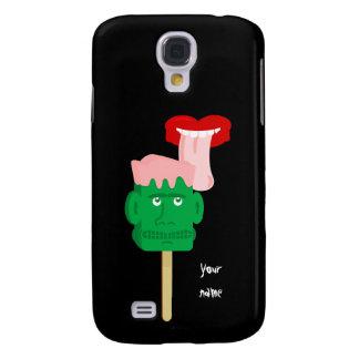 Lengua del bloque de hielo de Frankenstein Funda Samsung S4