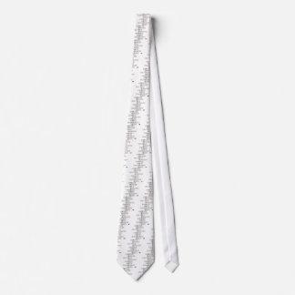 Lengua del Dressage Corbata