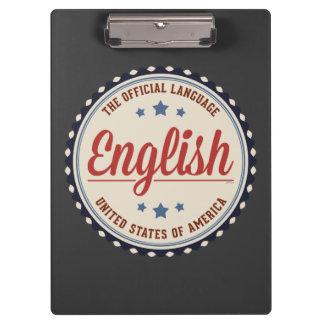 Lengua oficial de los E.E.U.U.