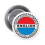 Lengua oficial de los E.E.U.U. Pin