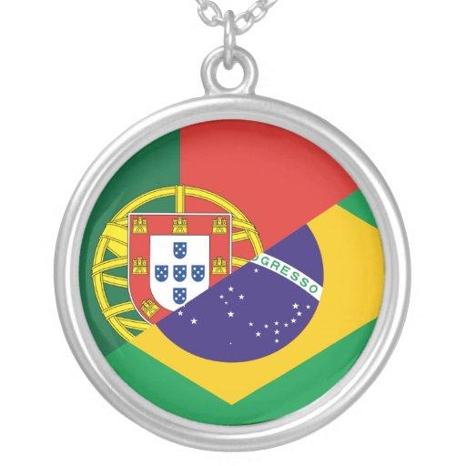 Lengua portuguesa, híbridos pendientes personalizados
