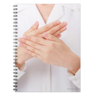Lenguaje de signos notebook