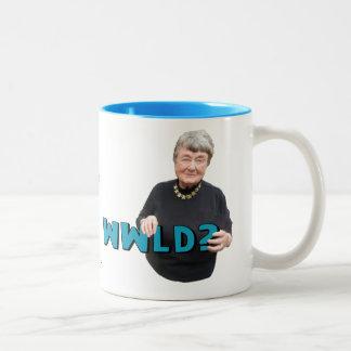 Leni Brand Wisdom - WWLD? Coffee Mug