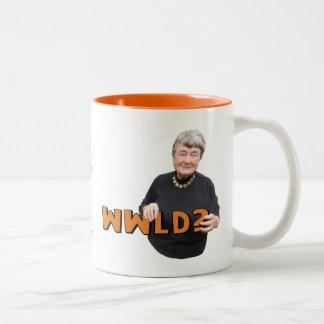 Leni Brand Wisdom - WWLD? Mug