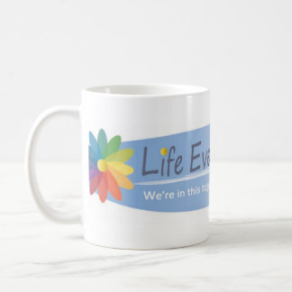 LENI Logo Mug