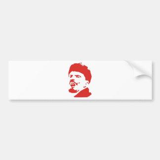lenin bumper sticker