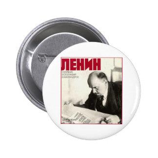 Lenin Buttons