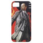 Lenin - comunista ruso iPhone 5 fundas