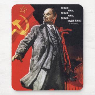 Lenin - comunista ruso mouse pads