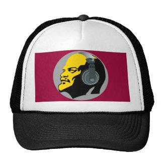 LENIN CON el gorra del camionero de HEAPHONES