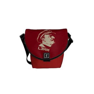 Lenin Courier Bag
