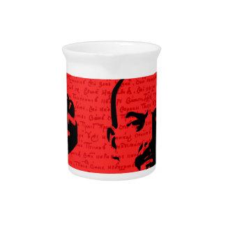 Lenin Drink Pitcher
