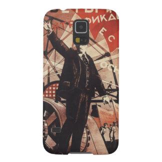 Lenin Funda Galaxy S5