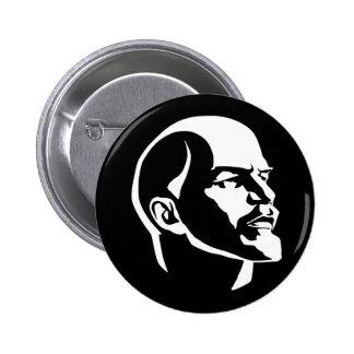 Lenin Head Pin