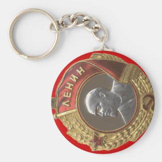 Lenin Key Chain