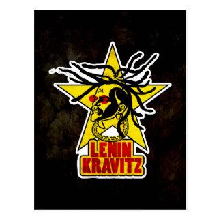 LENIN KRAVITZ SUCKS SAID EDITION POSTCARD